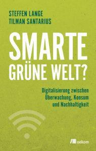 Cover eines Buches in grün und mit WLAN Zeichen